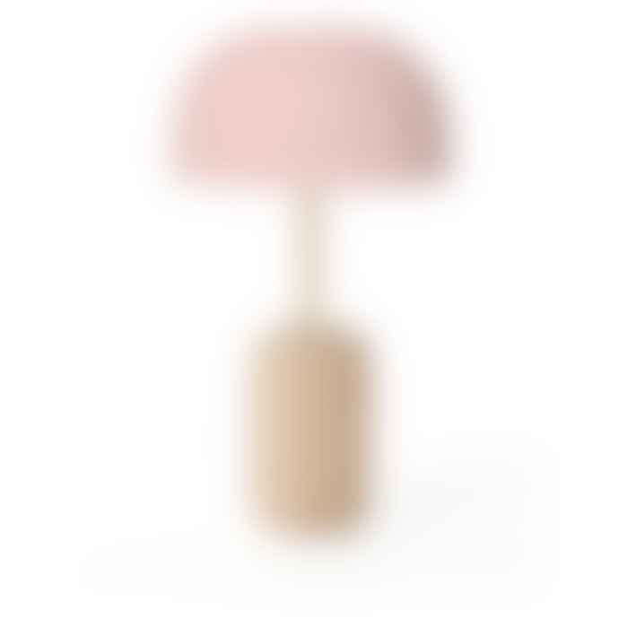 Harto Pink Nina Table Lamp