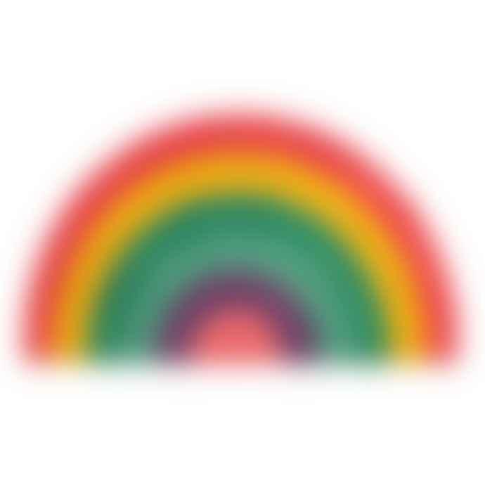 Fisura Rainbow Doormat