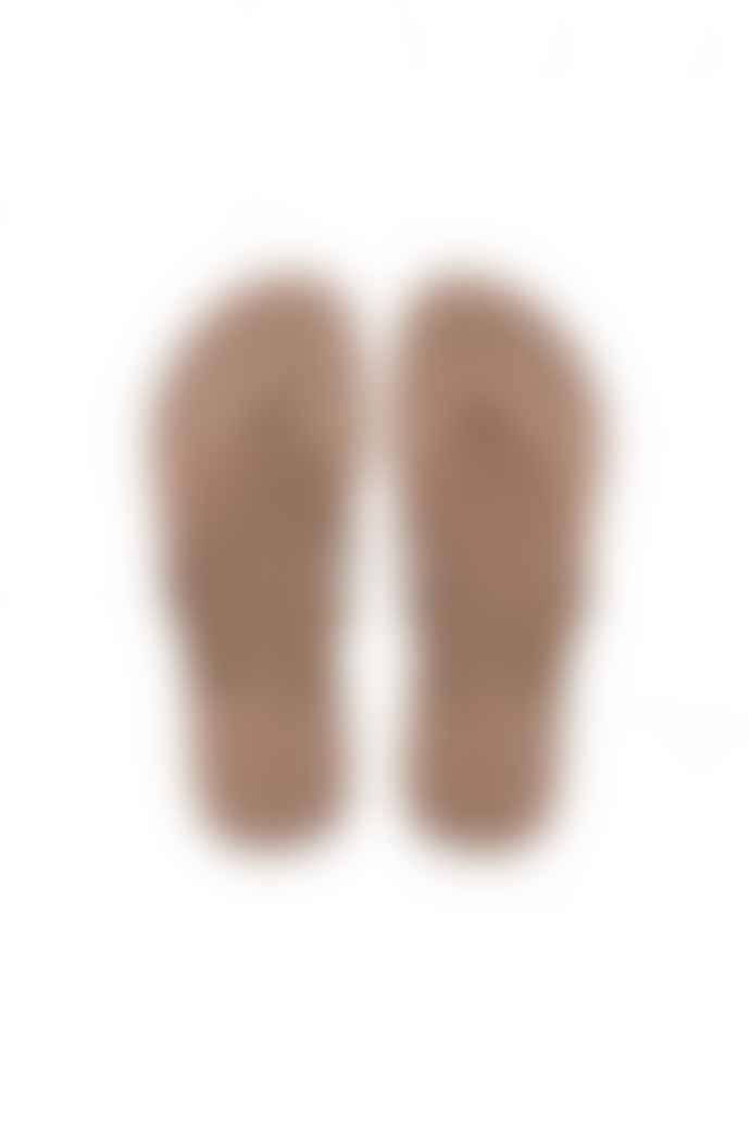 Havaianas Rose Gold Slim Flip Flops