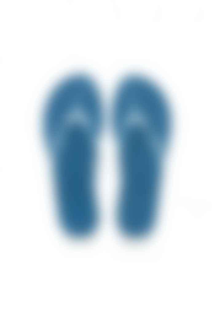 Havaianas Blue You Metallic Flip Flops