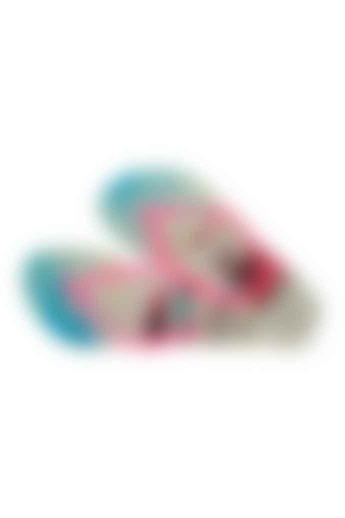 Havaianas Apple Green Slim Paisage Flip Flops