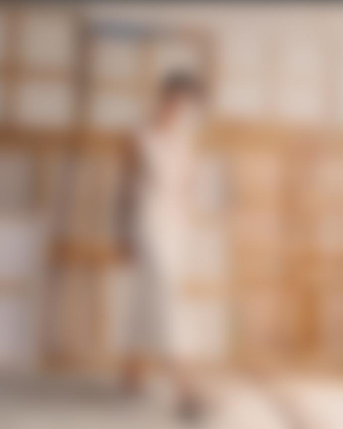 DA/DA Diane Ducasse Cream Velvet Vest