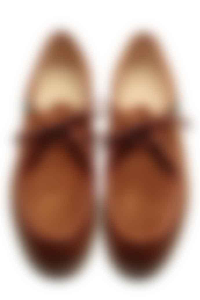 Paraboot Marche Noix Velours Whisky Michael Shoes