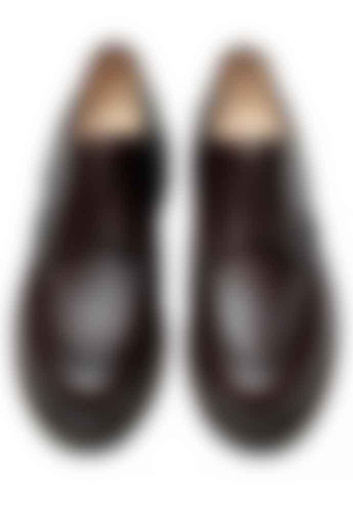 Paraboot Tex Marron Lis Cafe Chambord Shoes