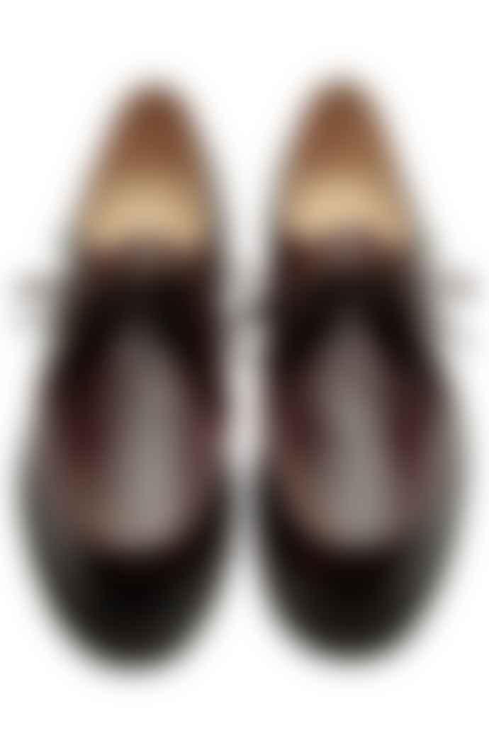 Paraboot Marche Ii Marron Graine Ebene Michael Shoes