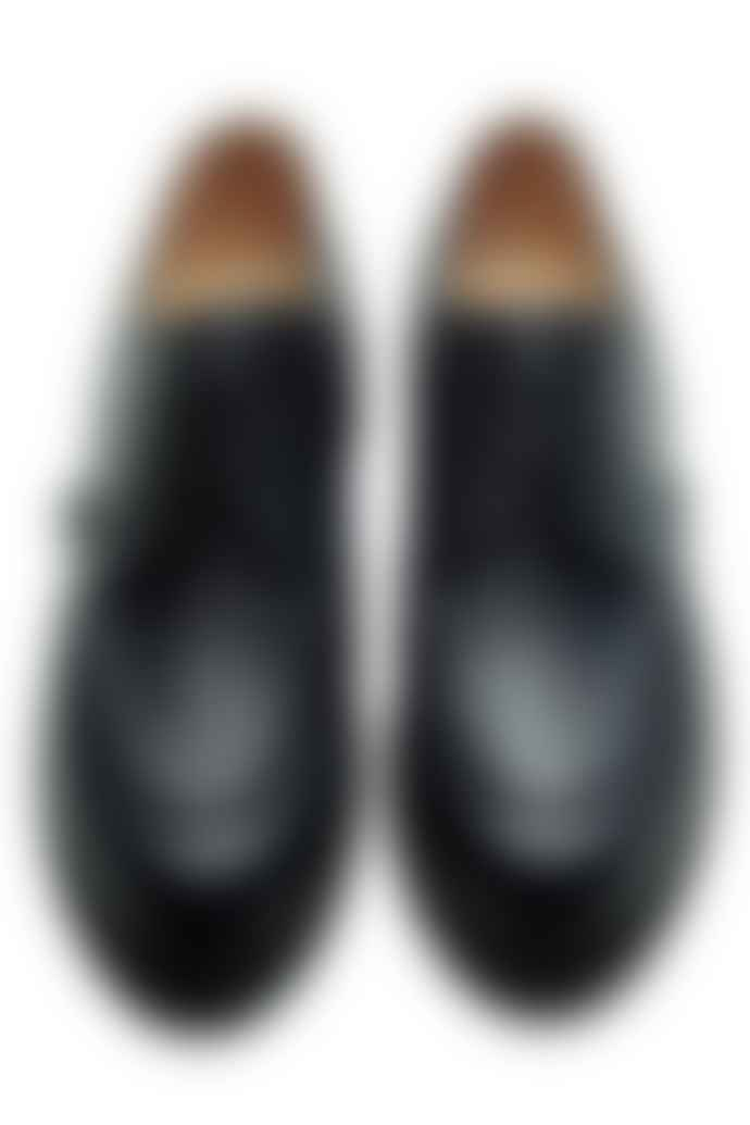 Paraboot Tex Noir Lis Nuit Chambord Shoes