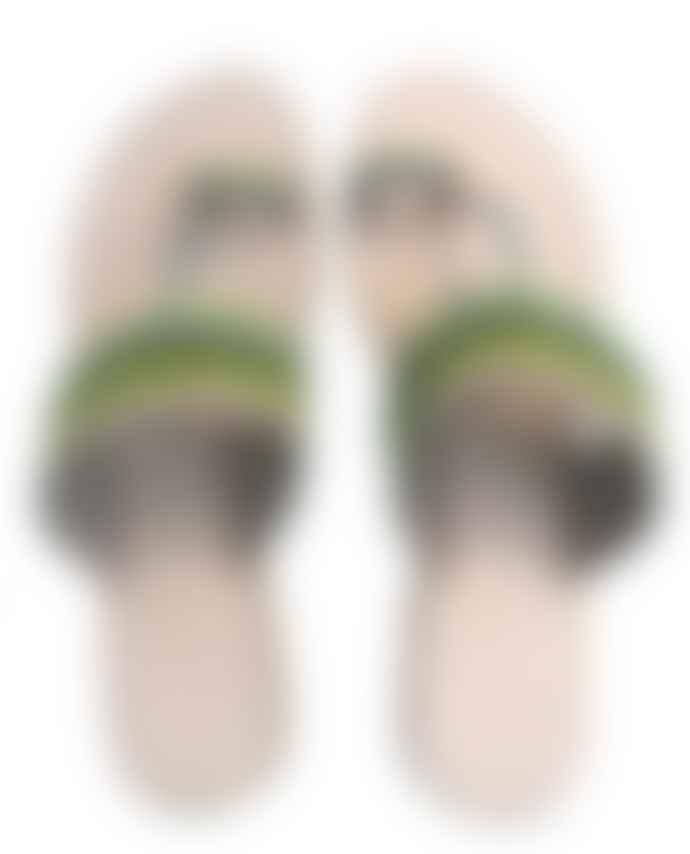 Star Mela Neri Yellow Sandals