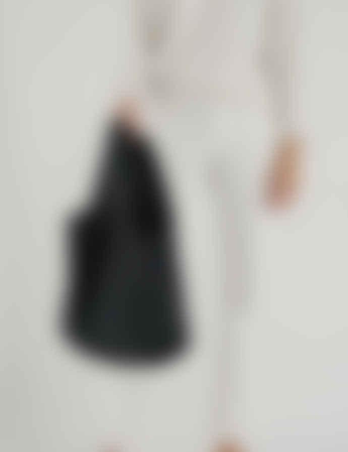 Baggu Black Nylon Standard Reusable Bag