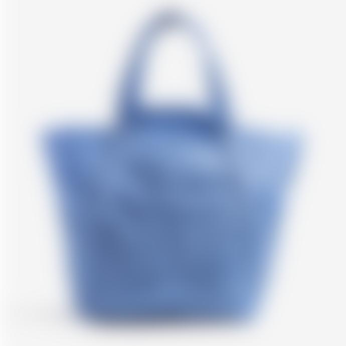 Baggu Cornflower Nylon Travel Cloud Bag