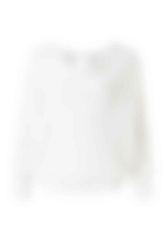 Yaya Oversized Knit With Drape Neckline