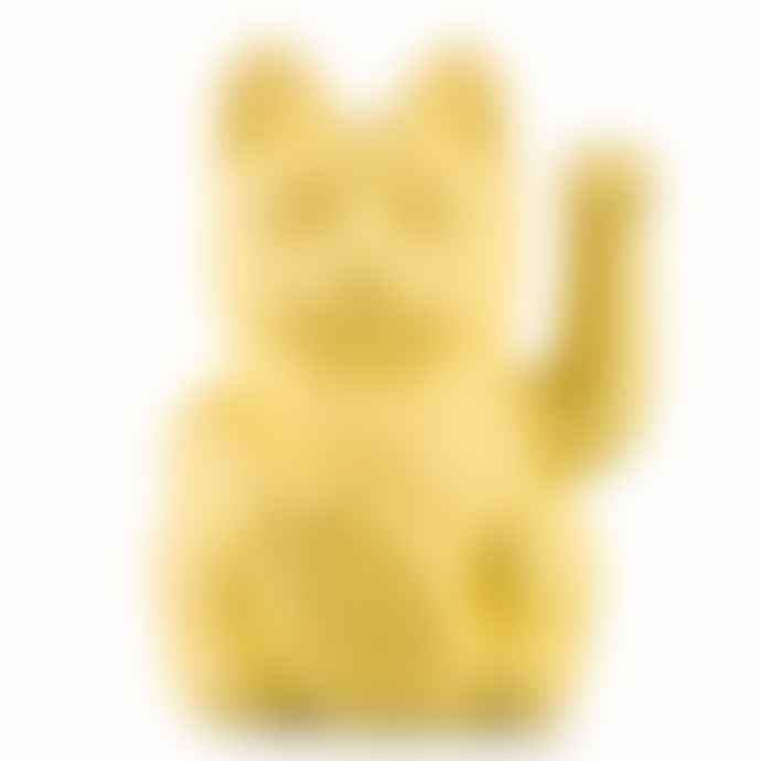 Donkey Products Lucky Cat - Yellow