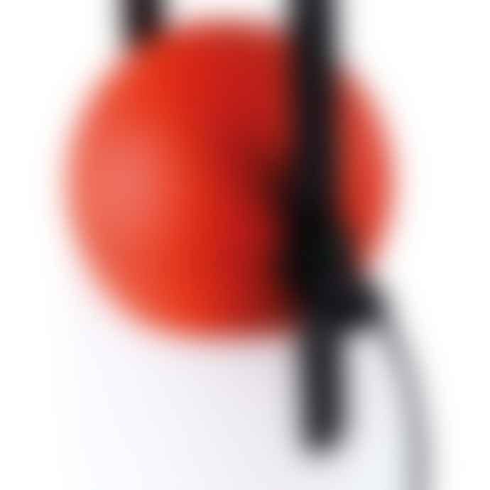 Weltevree Red Outdoor Lamp Guidelight