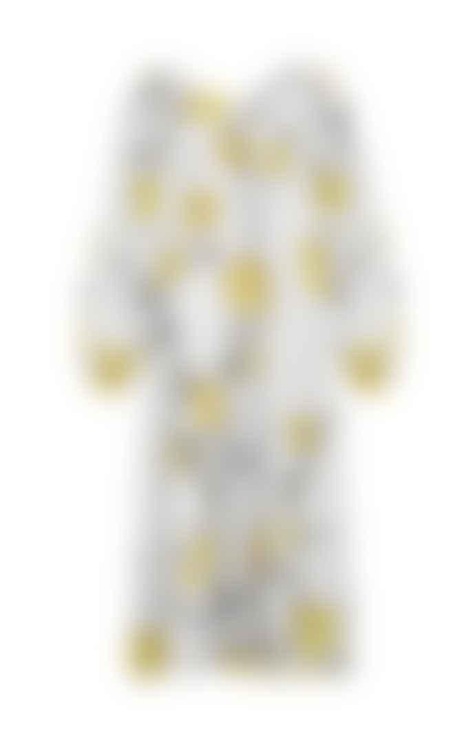 Jan 'n June Biela Yellow Maxi Dress