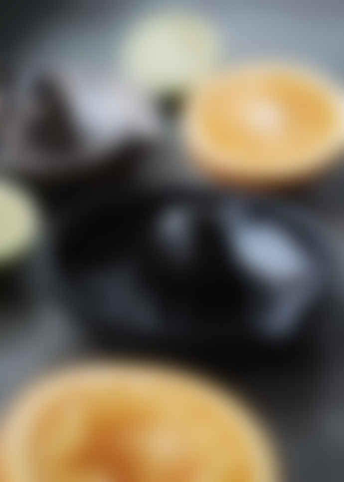 Erika Petersdotter Handmade Stoneware Juicer Stänk