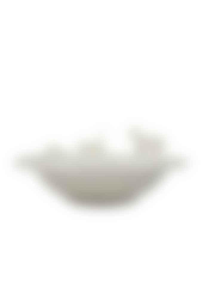 "Guille Garcia-Hoz Set of 3 Glazed Ceramic ""Chase"" Bowls"