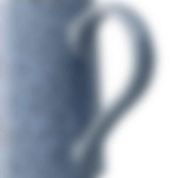 Denby 200ml Small Stoneware Studio Blue Flint Brew Jug