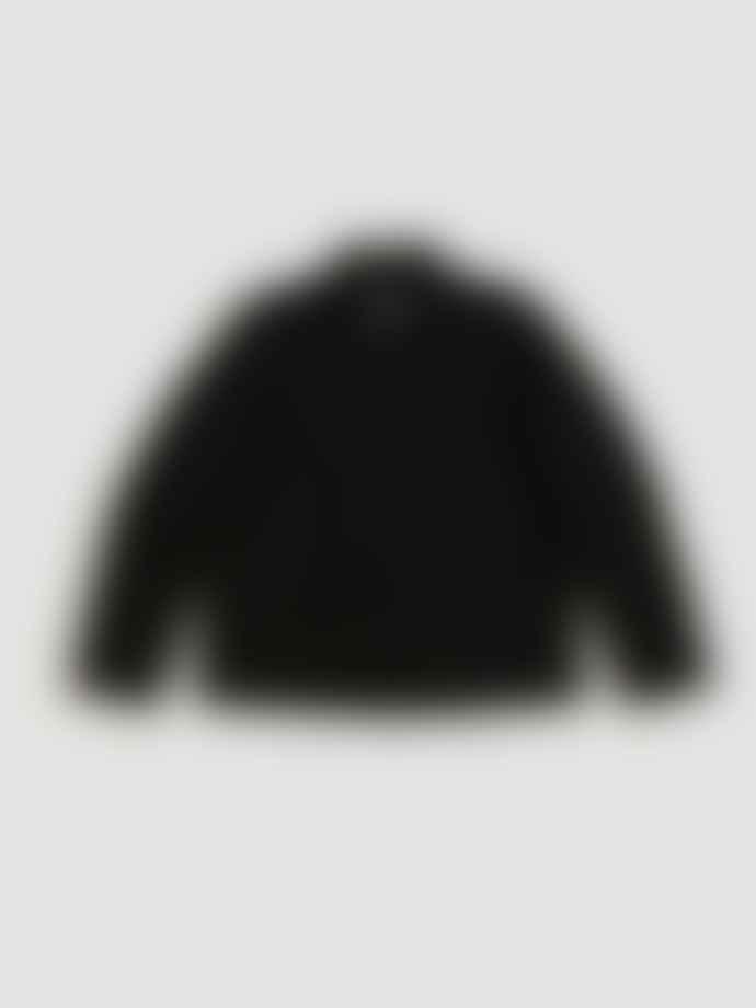 Margaret Howell Flap Pocket Jacket Cotton Black