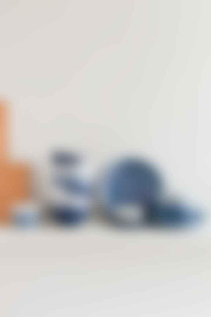 Denby 480ml Stoneware Studio Blue 4 Piece Rice Bowl Set