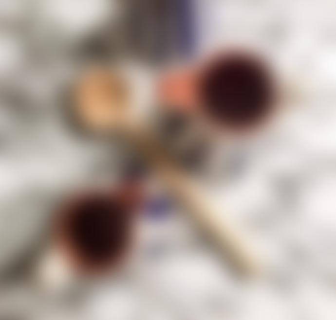 Casa Cubista 2L Blue Stripe Terracotta Pitcher