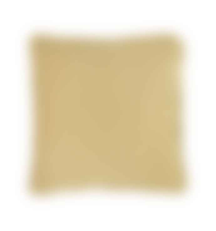APIA 45 x 45cm Yellow Squre Cushion