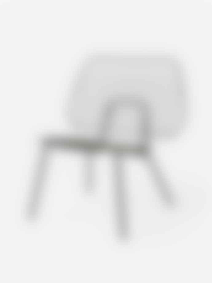 Menu WM String Lounge chair Dusty green