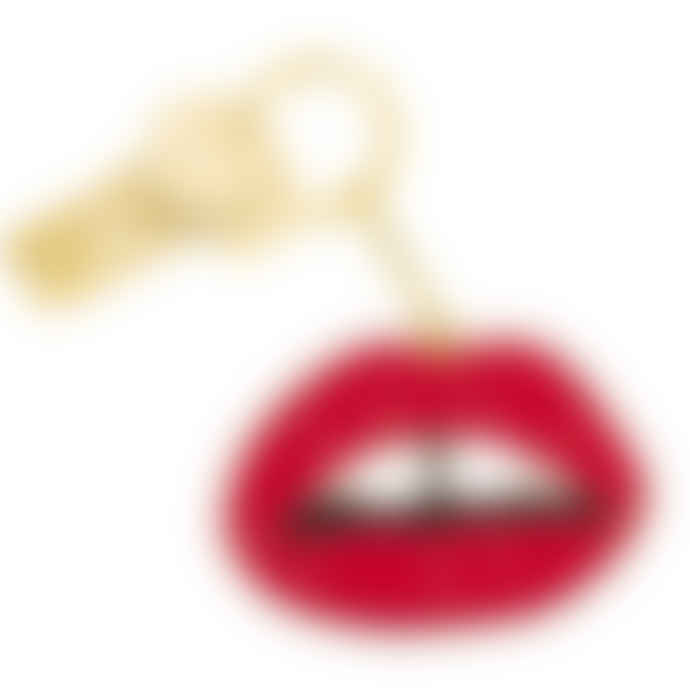 DOIY Design Oversized Lips Keyring