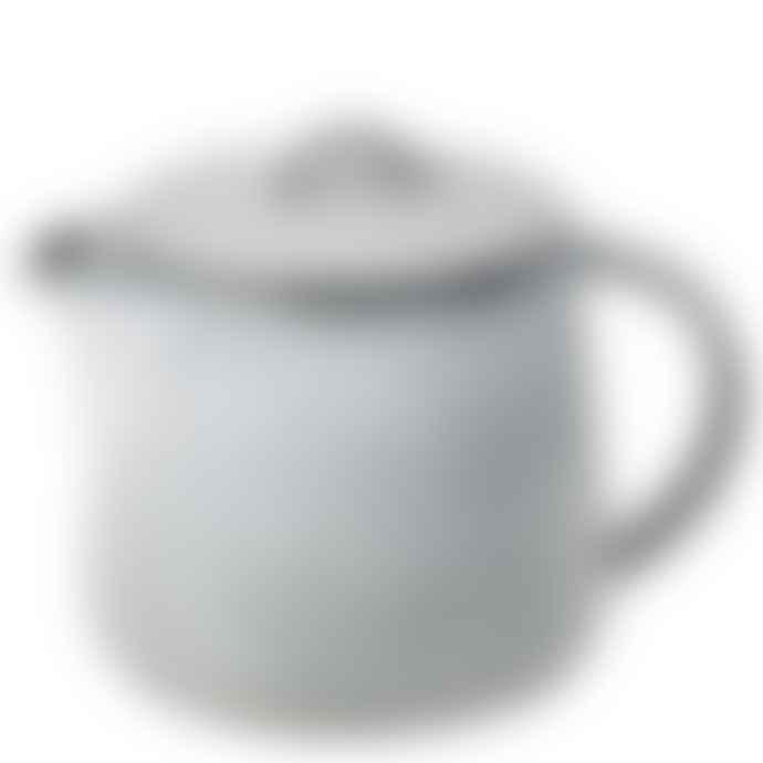 Broste Copenhagen Nordic Sea Hand Finished Stoneware Teapot
