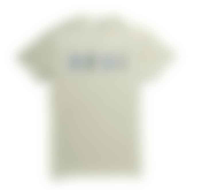 Deus Ex Machina Deus S S Circus Tee Pale Green