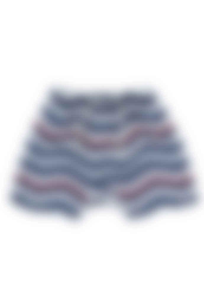 Archimede Navy Blue 'Boris' Swimshorts