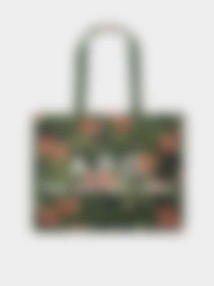 A.P.C. Floral Cabas Mehe Tote Bag