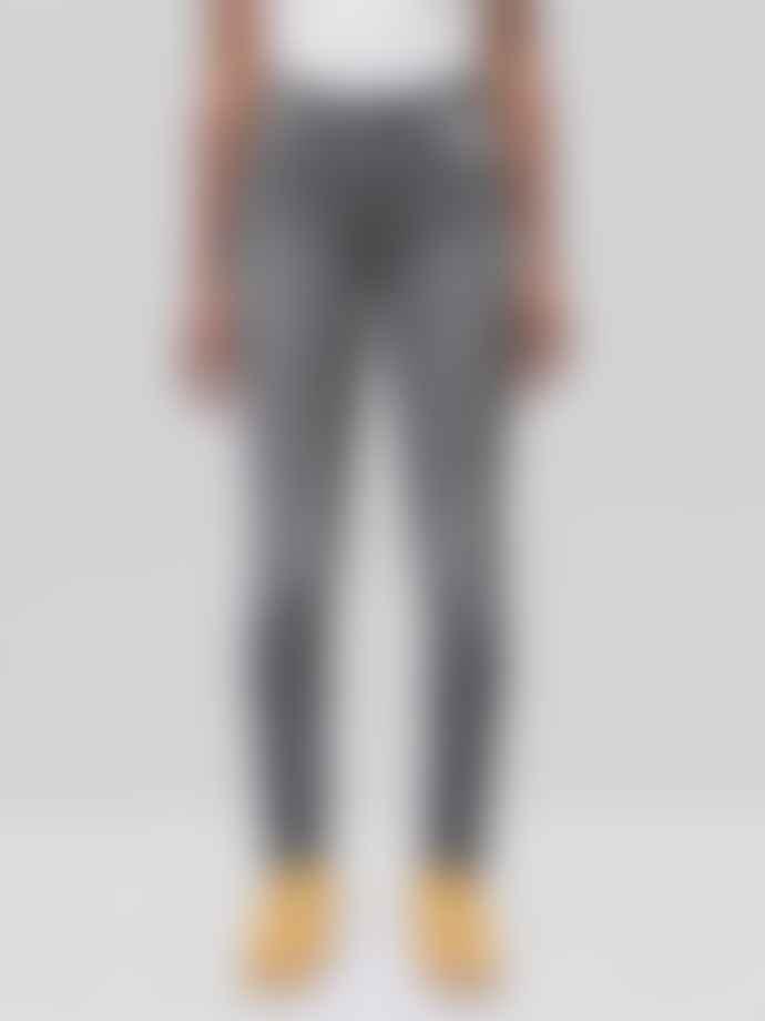 Nudie Jeans Hightop Tilde Jeans Grey Wash