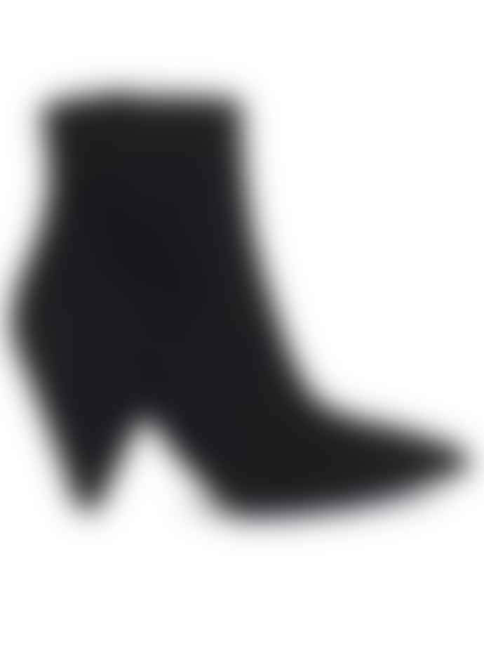 A'pair Cone Heel Boots