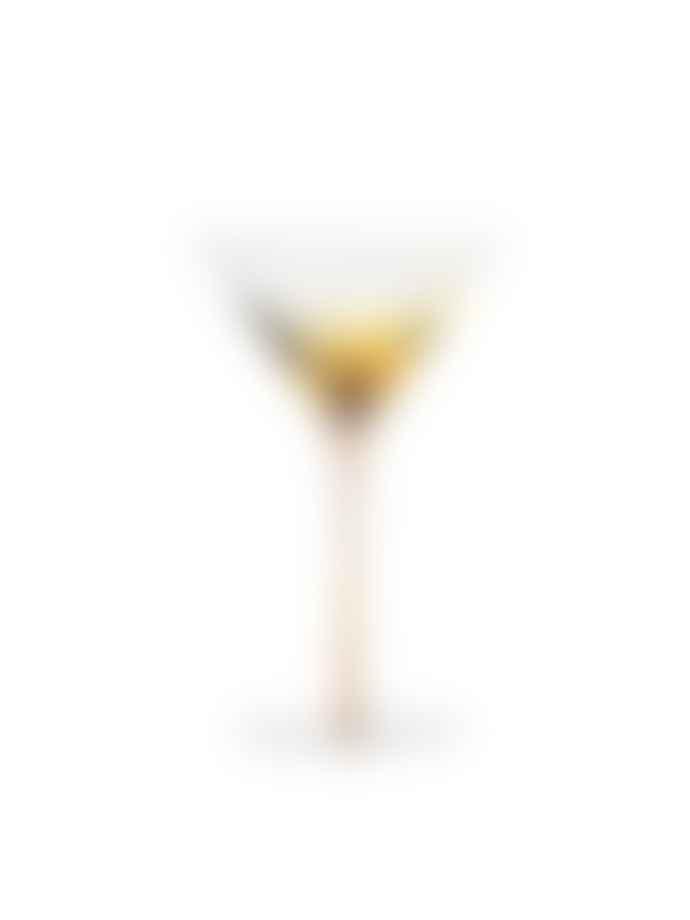Broste Copenhagen Set Of 4 Cocktail Glasses