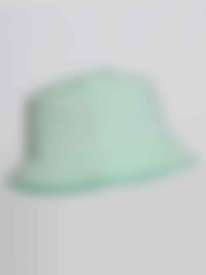MJM Angelica Bucket Hat Green Stripe