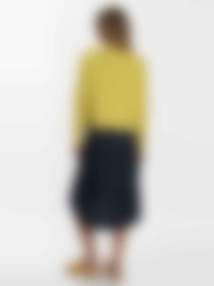 Project Aj117 Fiestell Drop Waist Midi Dress