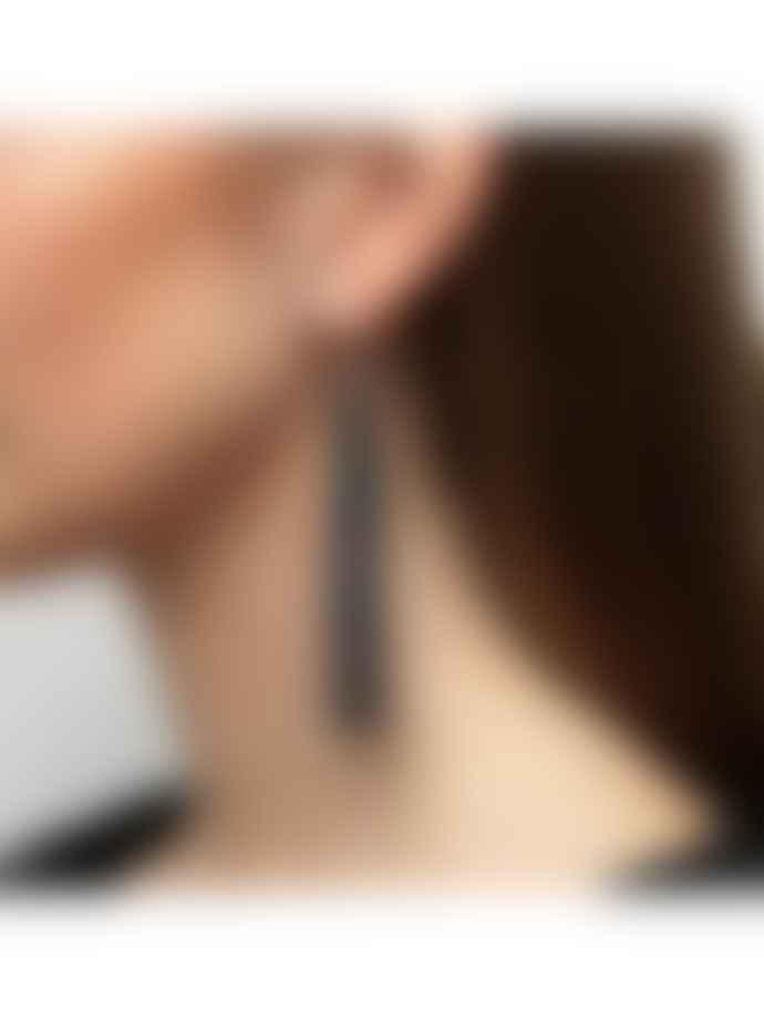 Sui Ava Alexis Crystal Tassel Earrings