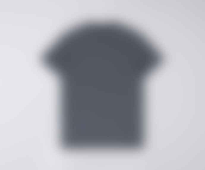 Edwin Navy West Stripes T Shirt