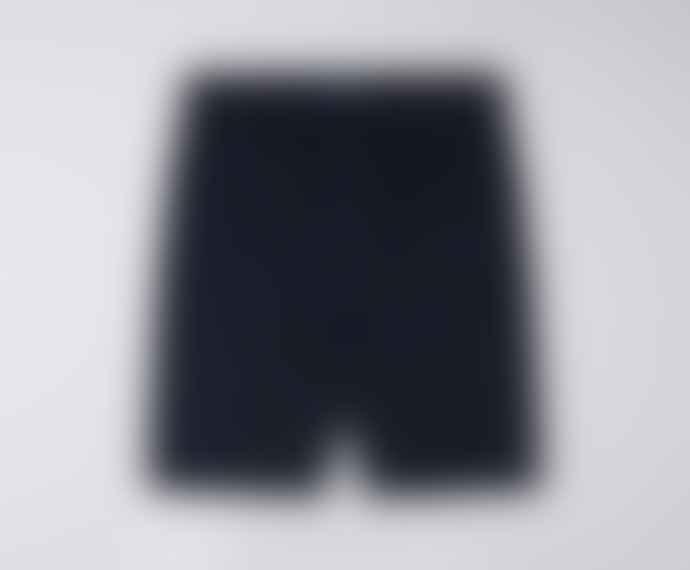 Edwin Dark Indigo Universe Shorts