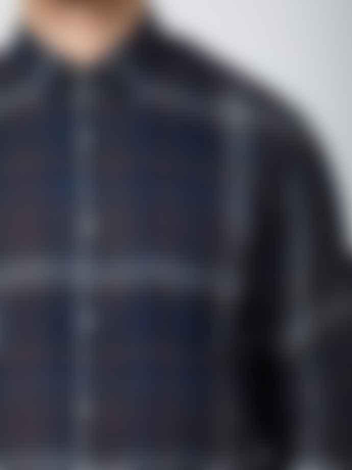 Oliver Spencer Pace Indigo New York Special Shirt