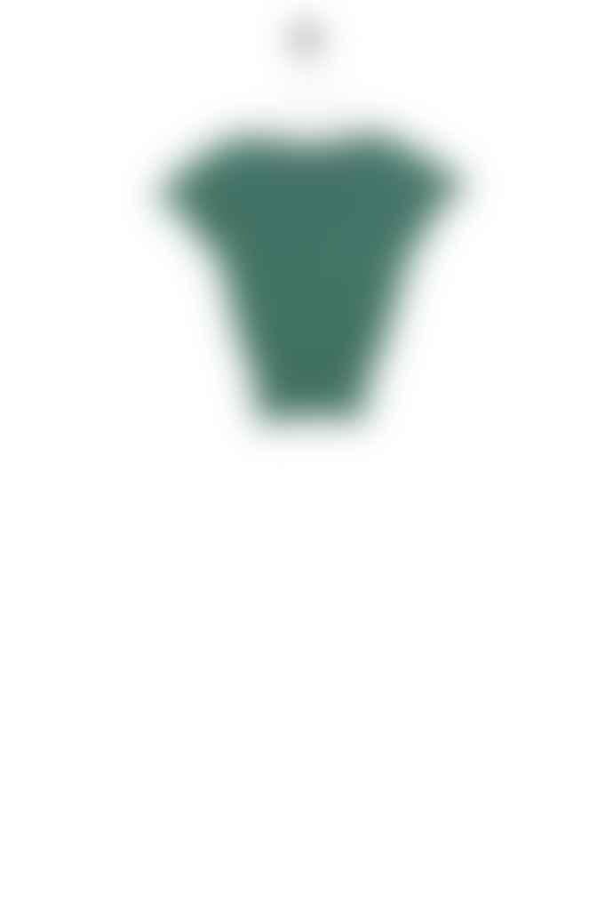 Bric-a-brac Klepper top heart knit green