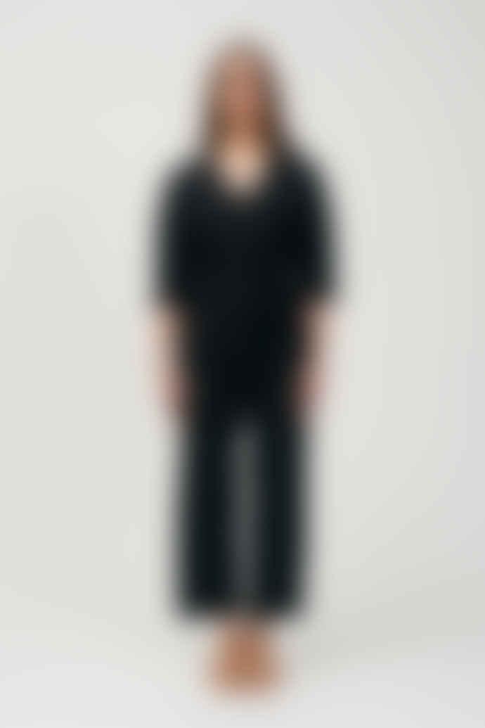 Shio Wrapsuit - Black