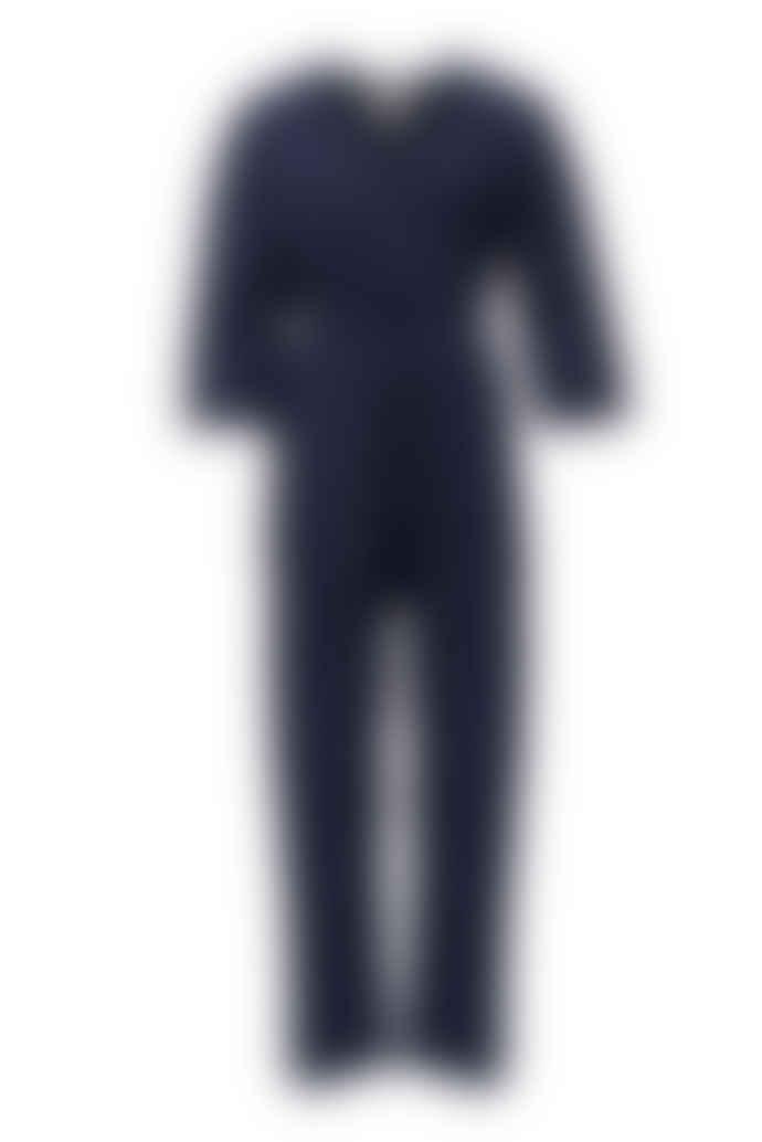 Shio Wrapsuit - Navy