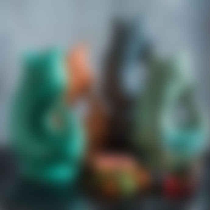 Cruche Gluggle L vert mer