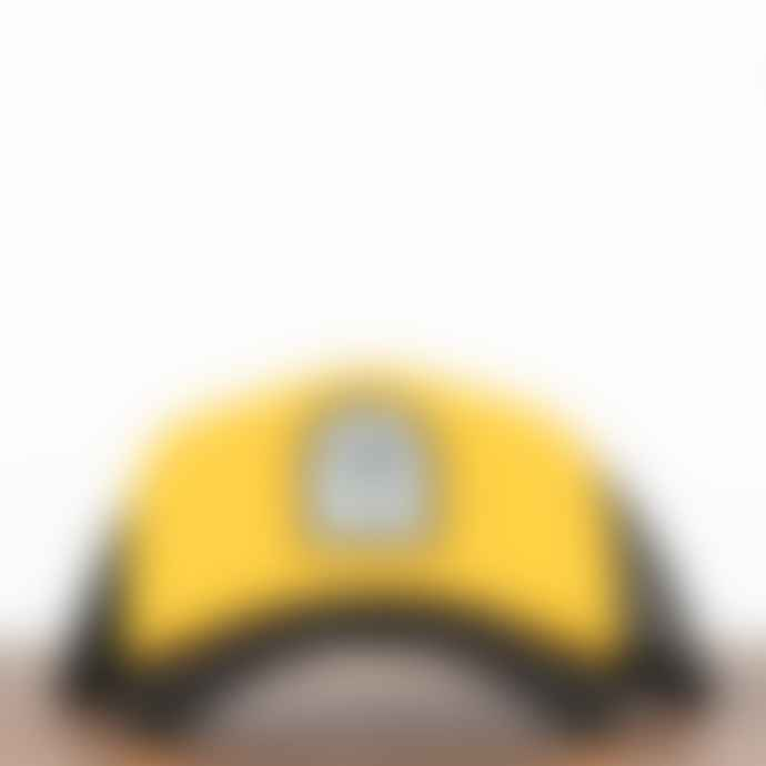 Watershed Brand Low Tide Trucker Cap - Yellow /  Black