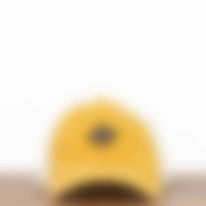 Watershed Brand Watershed Washed Up Trucker Cap - Mustard