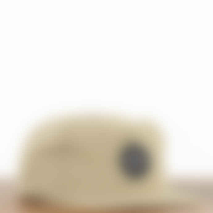 Watershed Brand Watershed Deconstructed Circle Logo Cap - Sand