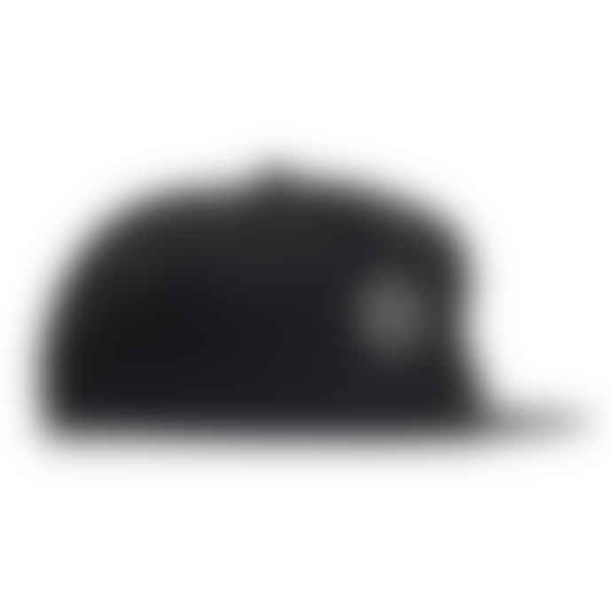 Watershed Brand Watershed Deconstructed Circle logo Cap - Black