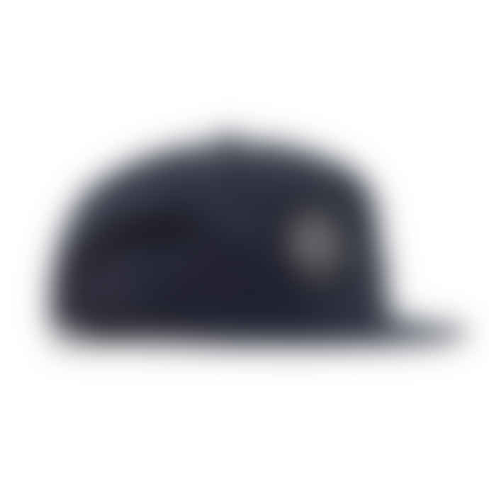 Watershed Brand Watershed Deconstructed Circle Logo Cap - Navy