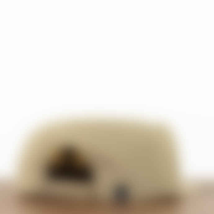 Watershed Brand Deconstructed Low Tide Surf Club Cap - Sand