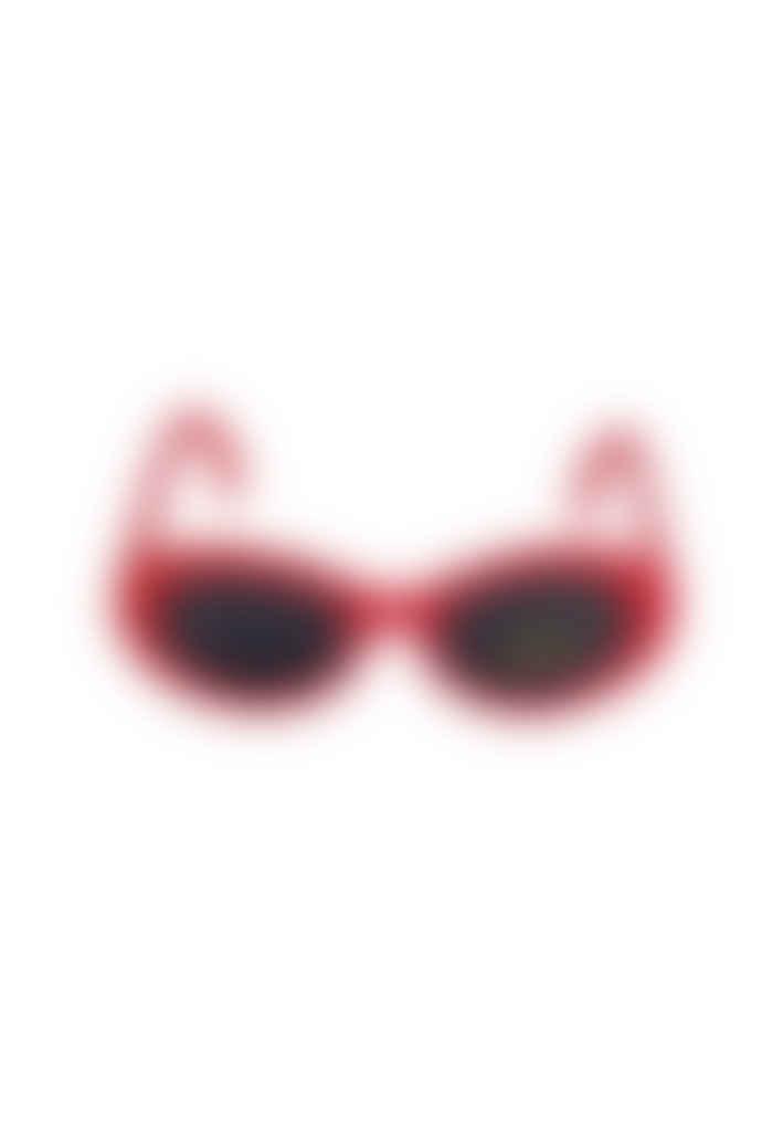 Archimede Red UV Sunglasses